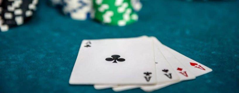 กฎกติกาบังคับใช้จริงในเกมไพ่โป๊กเกอร์ Suit Ranking หรือ การจัดอันดับดอกไพ่