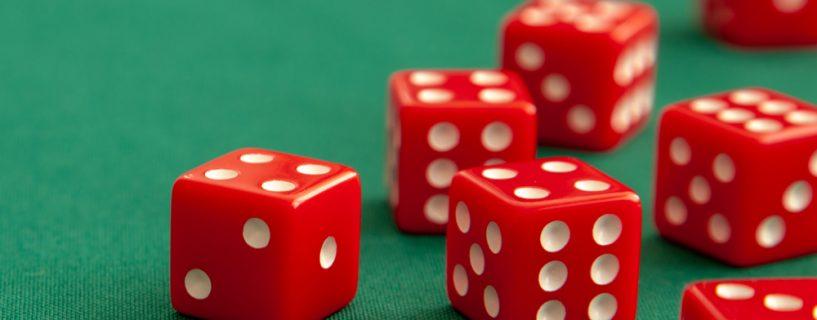 เกมโยนลูกเต๋า มีโอกาสชนะเดิมพันสูง